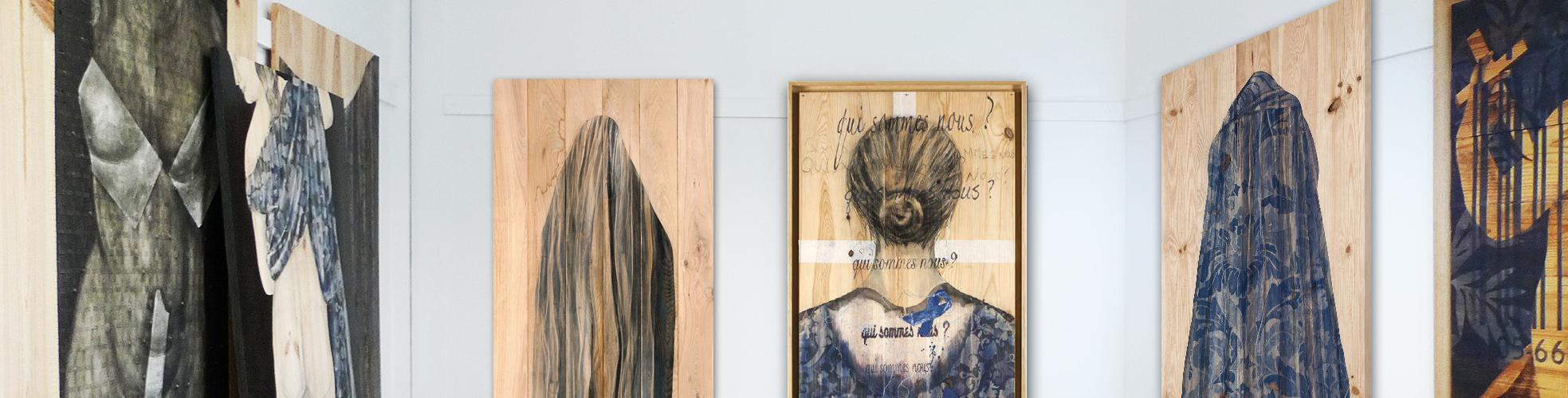 Les tableaux de Gilles Giacomotti - gallerie